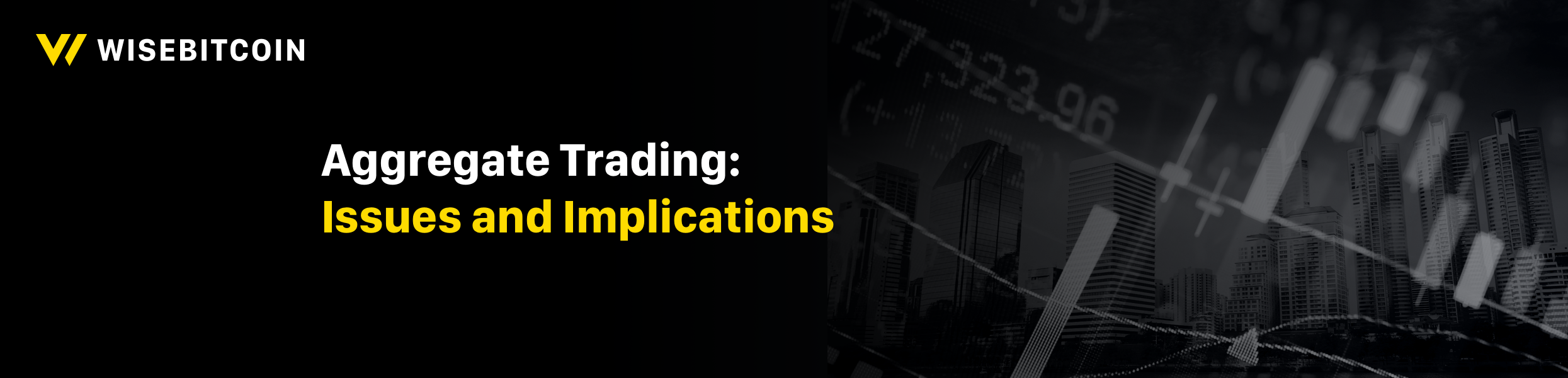 aggregate trading banner
